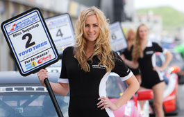 GT events gridgirls